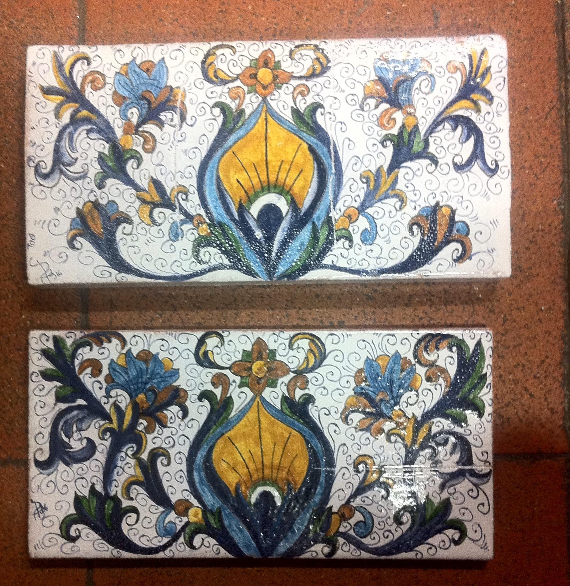 Double tiles