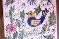 Mattonella uccellino